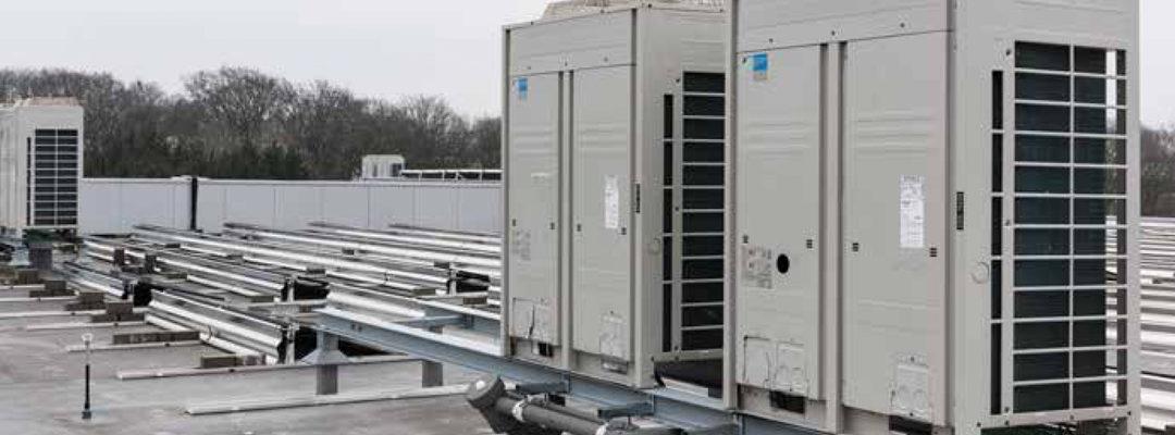 Gamme Daikin réfrigération industrielle