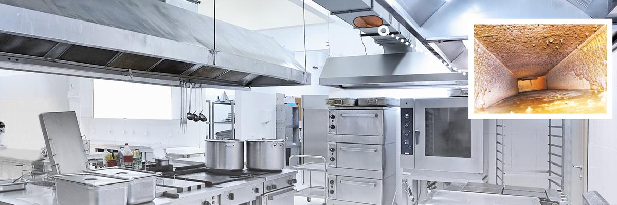 Nettoyage de gaines de ventilation et systèmes d'extraction d'air