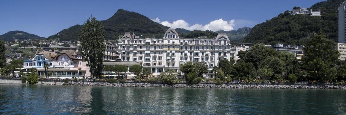 Eden Palace au Lac, Montreux