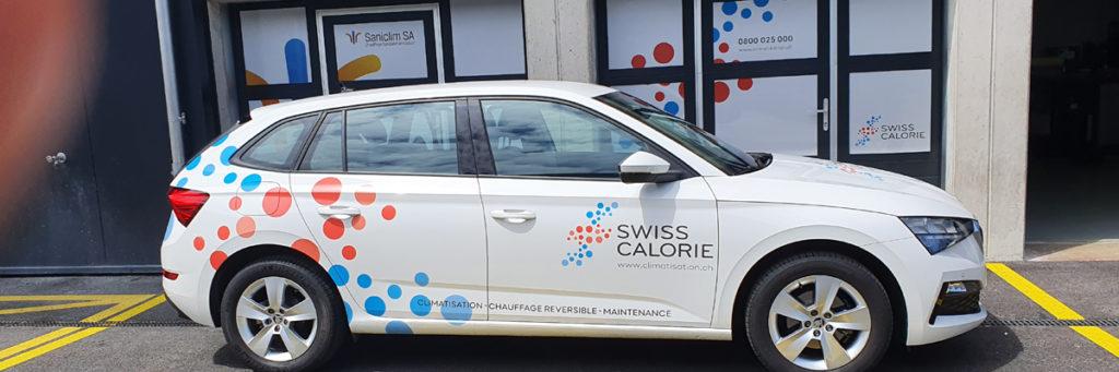 Swiss-Calorie à Genève