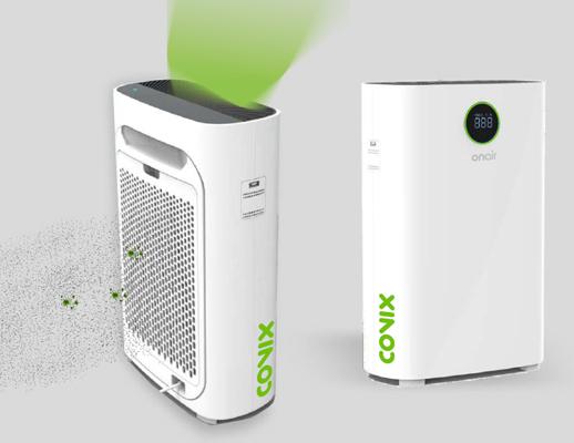 Lutte contre la Covid-19 : lorsque la désinfection de l'air sauve des vies – Purificateur d'air en action !