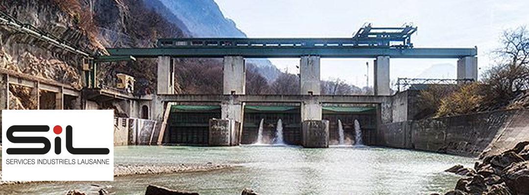 Remplacement du système de refroidissement au sein de la centrale hydroélectrique de Lavey