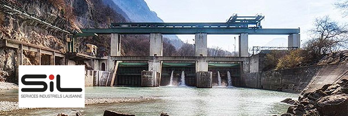 Centrale hydroélectrique de Lavey