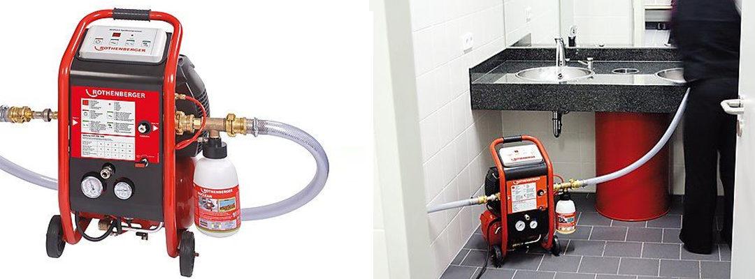Désembouage et nettoyage des systèmes de chauffage