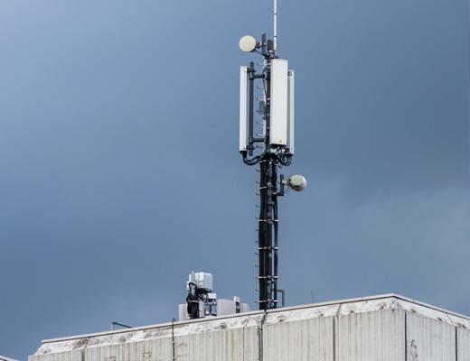 Climatisation du local de télécommunication d'une antenne SALT