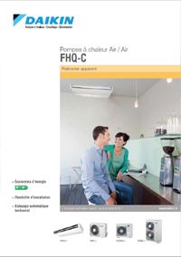 Daikin pompe à chaleur air / Air FHQ-C