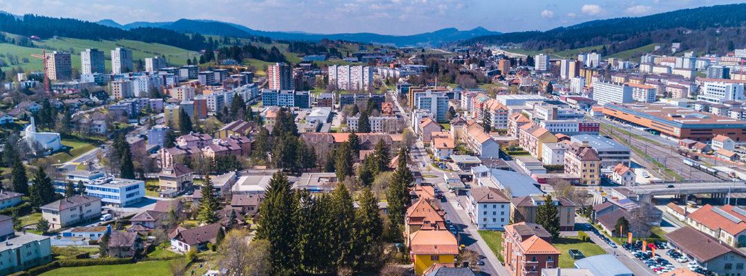 Un nouveau chantier en automatisme, chauffage et ventilation à la Chaux-de-Fonds pour Swiss-Calorie