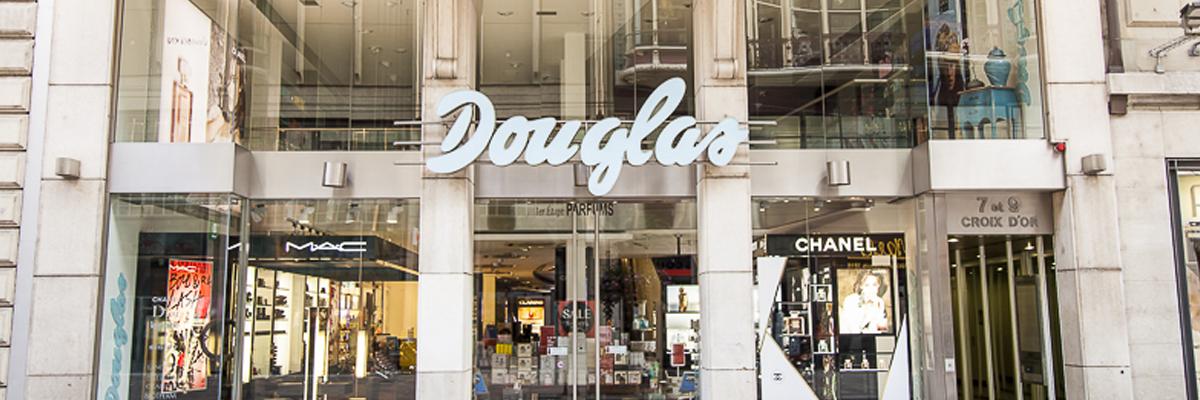 ventilation et chauffage parfurmerie Douglas, Genève