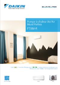 Daikin PAC Air/Air Mural Perfera