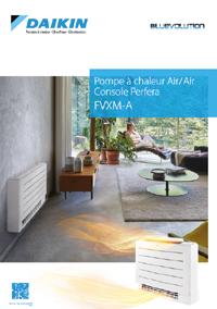 Daikin PAC Air/Air Console Perfera